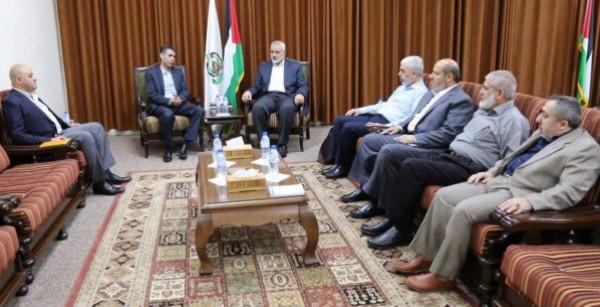 (كان): وفد المخابرات المصرية نقل رسالة إلى حماس.. هذه مفادها