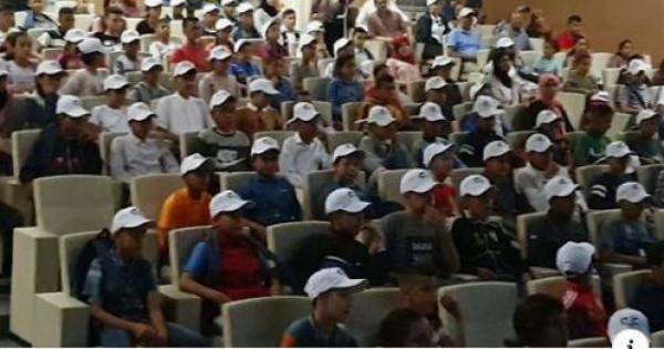 انطلاق عملية التخييم  لفائدة 2000 طفلا من الفئات الهشة بإقليم خريبكة