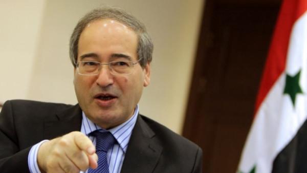 نائب وزير الخارجية السوري: الوقوف ضد دمشق سيعني دعم إسرائيل وإضعاف المنطقة