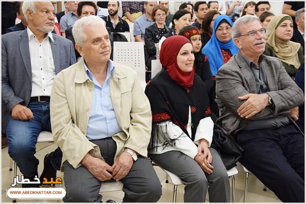 أمسية ثقافية فلسطينية في جامعة هومبولت في برلين