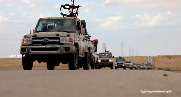 الجيش الليبي يستعد لآخر معاركه في طرابلس