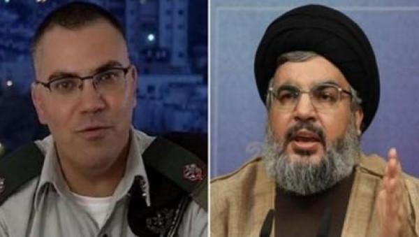 شاهد: حرب كلامية بين أمير سعودي وأفيخاي أدرعي بسبب خطاب نصر الله