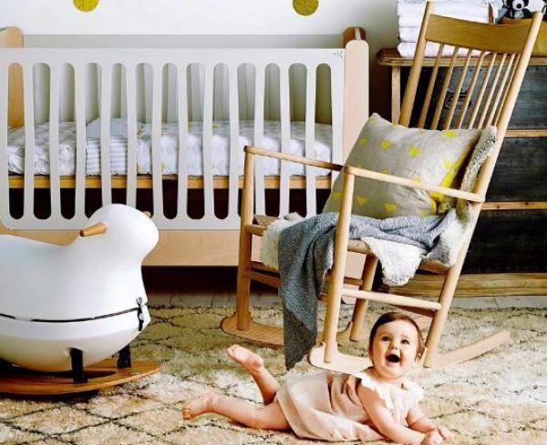 7 أشكال لديكور غرف الأطفال حديثي الولادة
