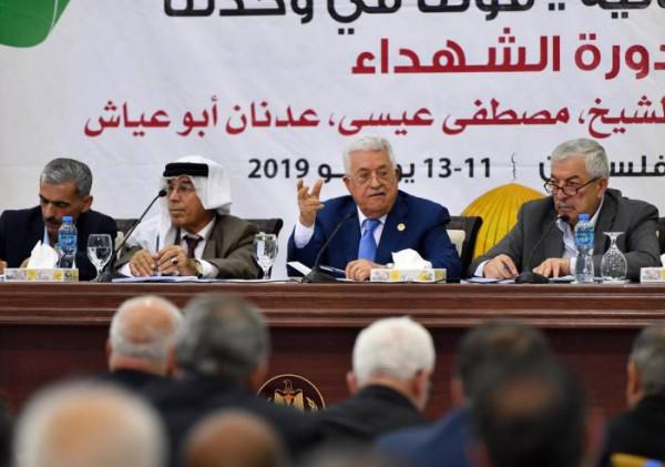دعا حماس لتمكين الحكومة بغزة.. المجلس الاستشاري لفتح يُنهي أعمال دورته الثانية