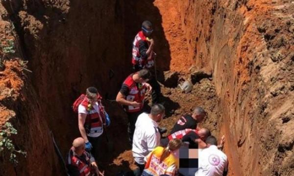 """مصرع عامل فلسطيني بحادث عمل وسط """"تل أبيب"""""""