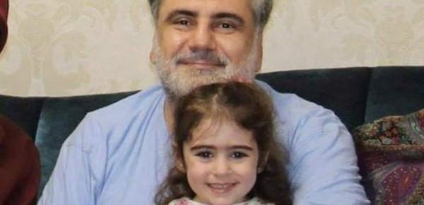 """تعاطف لبناني واسع مع قيادي بحزب الله بسبب ما فعله من أجل ابنته """"غدير"""""""