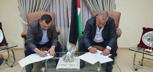 هيئة الصناديق العربية والإسلامية وهيئة الأعمال الخيرية توقعان مذكرة لتعزيز التعاون المشترك