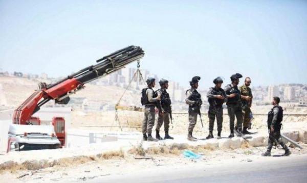 بشارات: الاحتلال يسعى لتهجير المواطنين من الأغوار الشمالية