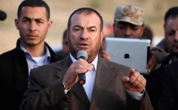 فتحي حماد يصدر توضيحاً حول كلمته بشأن اليهود