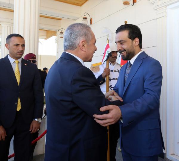اشتية: استعادة العراق عافيته سياسياً واقتصادياً يشكل مصدر قوة لفلسطين