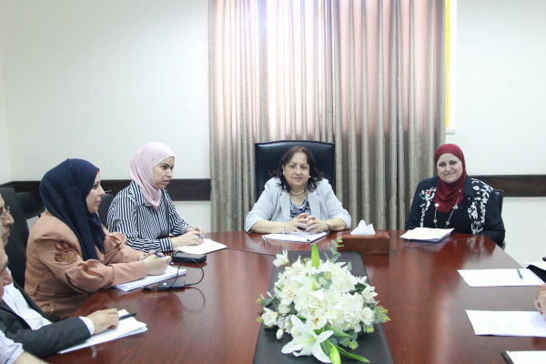 الكيلة تبحث مع البنك الدولي سبل دعم القطاع الصحي الفلسطيني