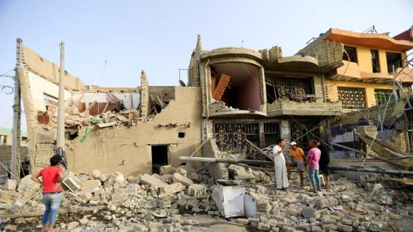 قتيل وجرحى بتفجير مزدوج استهدف حسينية جنوب بغداد