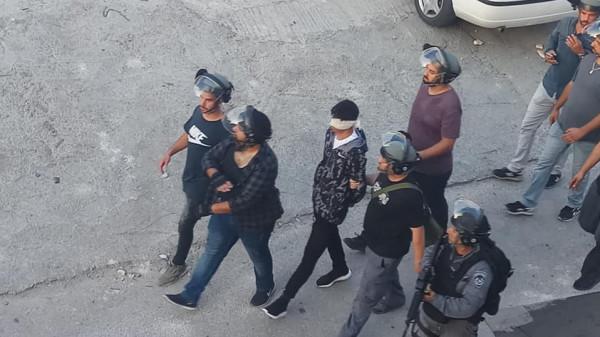 قوات الاحتلال تقتحم بلدة العيسوية وسط القدس من مدخلها الغربي
