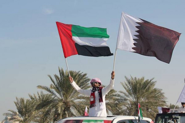 الإمارات: نُشفق على قطر
