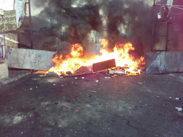 لليوم الثاني غضب في مخيمات لبنان