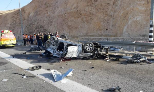 منذ مطلع العام.. 49 عربيًا لقوا مصارعهم في حوادث الطرق بإسرائيل