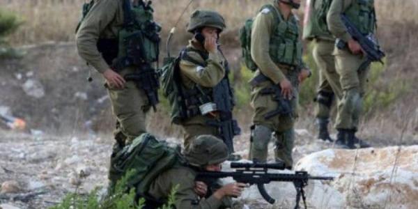 إصابة 5 مواطنين بانقلاب (توك توك) أطلق عليه الاحتلال النار شمال غزة
