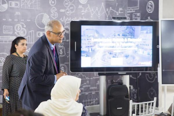 منظومة التكنولوجيا المالية تجتمع في روابي لمناقشة واقع ومستقبل القطاع المالي