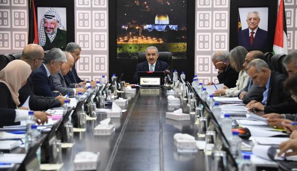 مجلس الوزراء يُقرر اعتماد العاشر من أكتوبر يوماً وطنياً للمرأة الفلسطينية