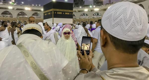 مطالبةً الدوحة بعدم حجبه.. السعودية تخصص رابطاً إلكترونياً لتسجيل الحجاج القطريين