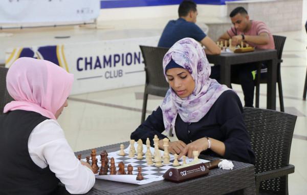 كرنفال الفاخورة الرياضي.. اختتام بطولة الشطرنج