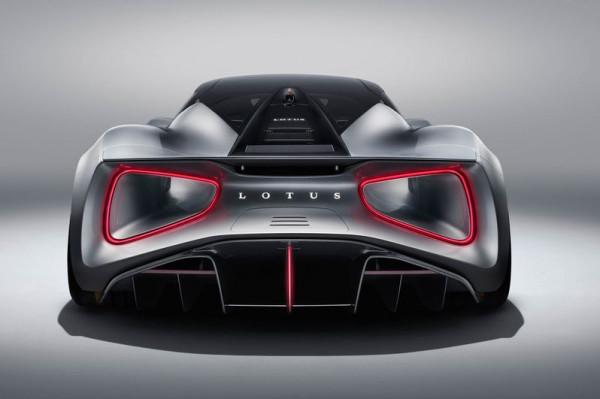 """""""لوتس"""" تكشف عن سيارة كهربائية خارقة يتجاوز سعرها مليوني دولار"""
