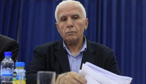 الأحمد: يجب المحافظة على الحوار الفلسطيني اللبناني