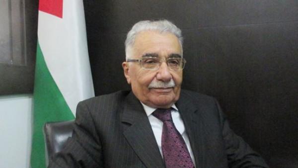 أبو شرار يؤدي اليمين القانونية أمام الرئيس رئيساً للمحكمة العليا ومجلس القضاء