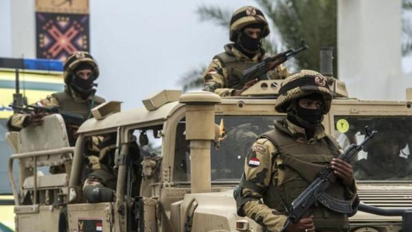 إحباط هجوم مسلح شمالي سيناء