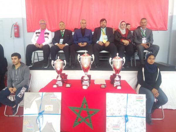 الجمعية المغربية لكرة العين تنظم البطولة الجامعية الأولى بالدارالبيضاء