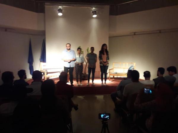 ليش لأ.. مسرحية من الشباب للشباب تسلط الضوء على قضاياهم
