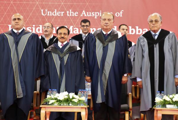 أبو مويس: نعمل على اعتماد برامج ثنائية وتكاملية بالجامعات لتحقيق التنمية