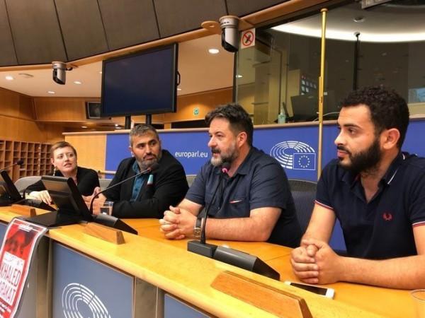 بسبب استضافة كاتب فلسطيني.. احتجاج إسرائيلي إلى البرلمان الأوروبي