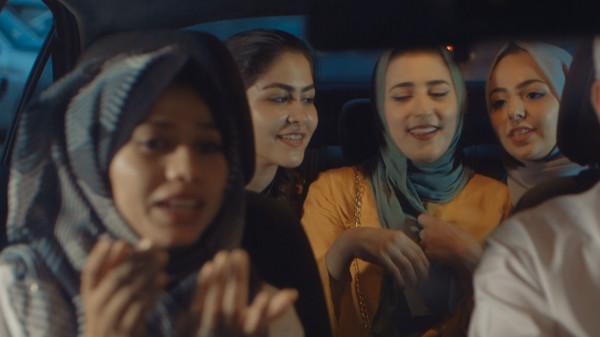 """شاهد: ضمن مهرجان """"شاشات الـ11 لسينما المرأة.. حكاية أربع صديقات في فيلم"""
