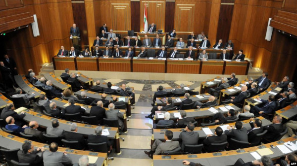 البرلمان اللبناني يُقر ميزانية الدولة لـ 2019