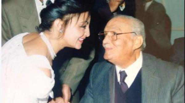 ابنة عبدالمنعم مدبولي: فؤاد المهندس بكى بعد اَخر مكالمة مع والدي