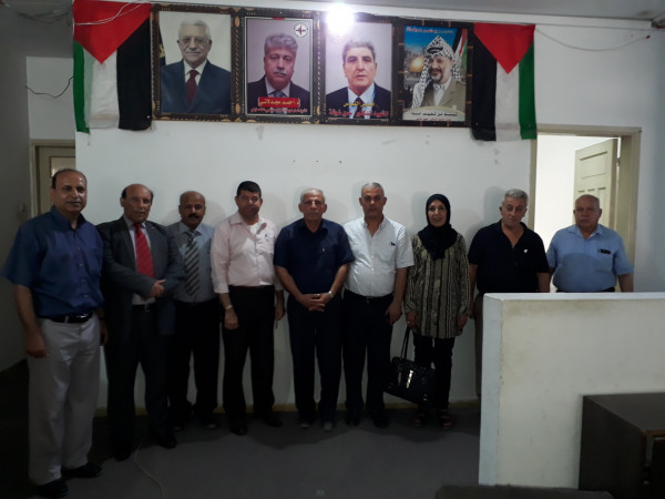 التجمع الفلسطيني للوطن والشتات يهنئ النضال الشعبي بذكرى انطلاقتها الـ 52