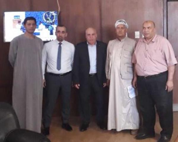 لعلاج المرضى الفلسطينيين.. وفد من وزارة الصحة يصل معهد الكبد القومي بمصر