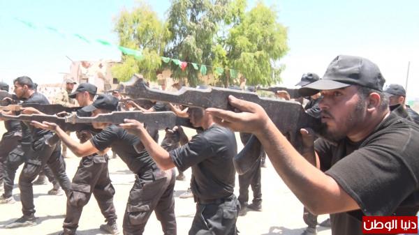 """شاهد: كتائب القسام تُطلق مخيمات """"طلائع التحرير"""" في قطاع غزة"""