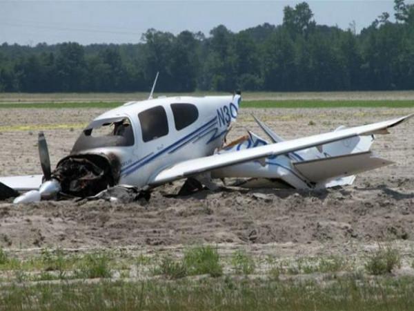 مصرع ثلاثة أشخاص في تحطم طائرة جنوب ألمانيا