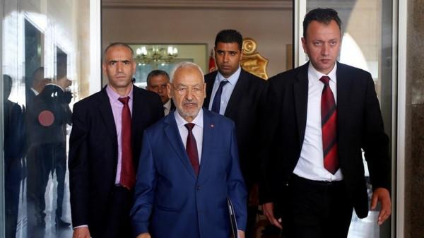 حزب (النهضة) يُرشح الغنوشي للانتخابات التونسية المُقبلة