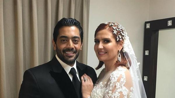 طلاق هنا شيحة وأحمد فلوكس بعد أقل من عام على الزواج
