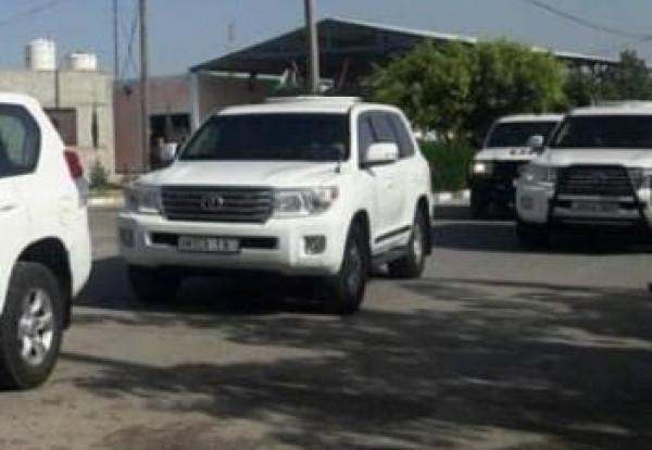 وصول شخصيات ووفود أجنبية لقطاع غزة عبر معبر بيت حانون