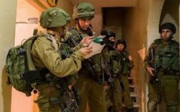قوات الاحتلال تُلحق أضراراً بمنشآت المواطنين بالعيسوية