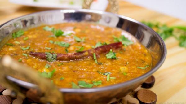العدس الهندي أكلة صحية