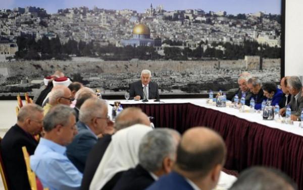 بدعوة من الرئيس عباس.. اجتماع مهم للقيادة الفلسطينية للرد على إسرائيل