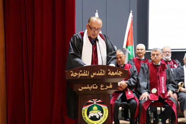 وزير التعليم العالي يُخرّج الفوج الأول لبرنامج تعليم الأسرى داخل سجون الاحتلال
