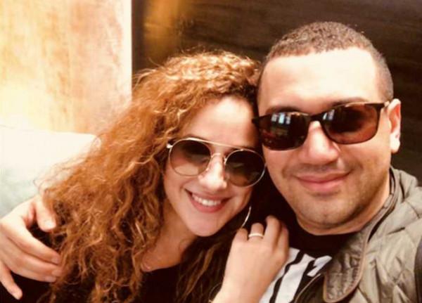 شيري عادل ترد على إشاعة طلاقها من الداعية معز مسعود بفيديو