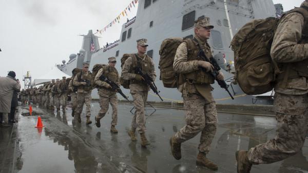 سِجَال قطري إماراتي عبر (تويتر) بسبب تأمين الخليج بالقوات الأمريكية