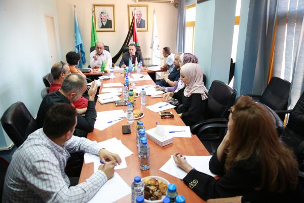"""""""اللجنة الوطنية"""" تعقد الاجتماع التحضيري للجنة الوطنية للملتقى الثقافي التربوي الفلسطيني"""